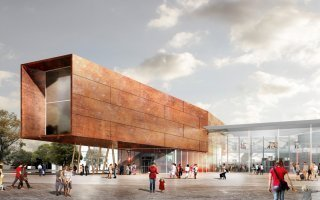 (Vidéo) Feu vert pour la Cité de la gastronomie et du vin à Dijon - Batiweb