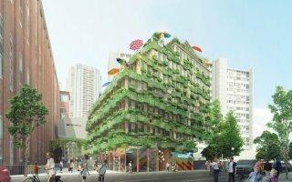 22 sites parisiens seront réhabilités de façon innovante
