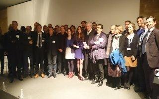 (Diaporama) Tour en bois : les 7 projets en compétition à Bordeaux