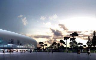 Bordeaux s'équipe d'une Arena, signée Rudy Ricciotti
