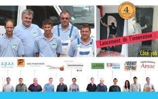 Lumières de l'innovation : 3 entreprises artisanales récompensées pour leurs initiatives - Batiweb