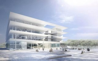 Scau et Coste Architectures réaliseront l'Atrium de Montpellier
