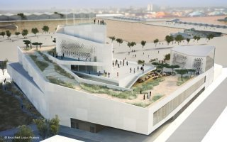 Les travaux du musée de la Mer et de la Marine démarrent à Bordeaux - Batiweb