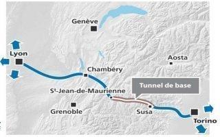 Tunnel Lyon-Turin : la société opératrice TELT traque la mafia