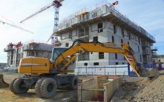 Le secteur de la construction poursuit et accélère sa croissance