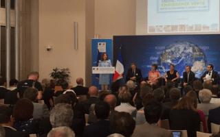« La France va réussir sa transition énergétique », Ségolène Royal Batiweb