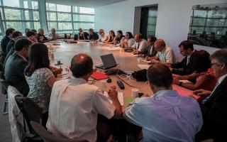 Premier conseil d'administration pour l'Association HQE-France GBC  Batiweb