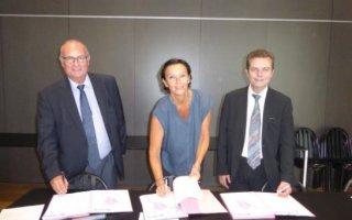 Euroméditerranée et le CSTB main dans la main pour l'EcoCité-Marseille Batiweb