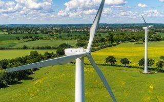 Mise en service du nouveau parc éolien de Futuren - Batiweb