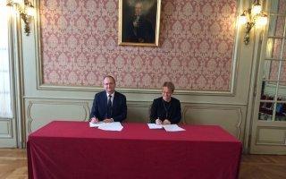 Un nouveau partenariat signé pour faciliter l'accès des salariés au logement privé - Batiweb