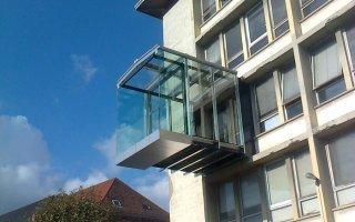 Les « balcons de l'INSA », une installation innovante impulsée par des étudiants