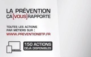 La prévention ca vous rapporte !