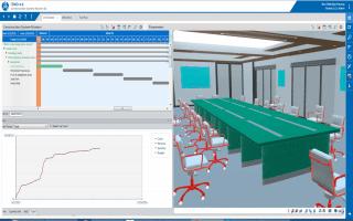 Une solution BIM 5D développée par Autodesk et RIB Software Batiweb