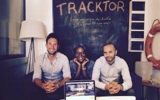 « Tracktor, le Airbnb de la location de matériel de chantier », Idir Ait Si Amer - Batiweb