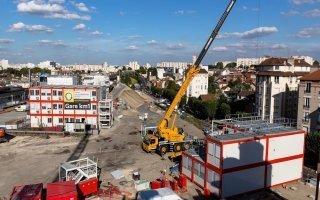 Grand Paris Express, un enjeu « important » pour Suez - Batiweb