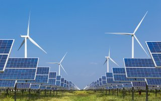 Électricité : 20% de la consommation française produite grâce aux EnR