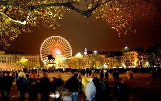 Fête des Lumières : Lafarge France transforme le cœur de Lyon en dancefloor - Batiweb