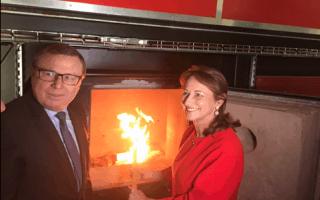 Ségolène Royal veut accélérer le déploiement des réseaux de chaleur