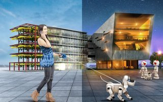 Smart Building : Wi6Labs et Alkante signent un partenariat avec Engie Axima Batiweb