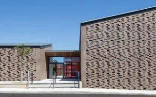 Haute-Garonne : Terreal pare une école de terre cuite - Batiweb