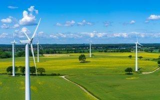 Éolien : 1 500 mégawatts raccordés en France en 2016