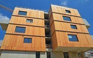 Sécurité incendie : le bois a-t-il sa place dans les immeubles de grande hauteur ? - Batiweb
