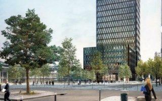 Vinci offre une nouvelle tour à Lyon Batiweb