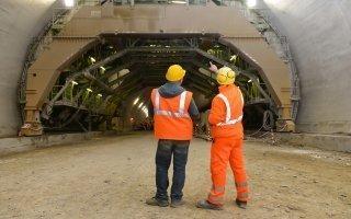 Eurotunnel et Siemens lancent le chantier du projet ElecLink