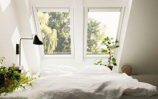Fenêtre bois en finition WhiteFinish: Velux présente sa dernière nouveauté
