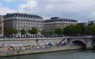 Affaire ''mur de Trump'' : la Ville de Paris se sépare de LafargeHolcim - Batiweb