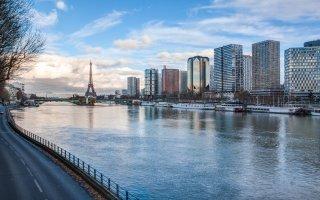 Immobilier d'entreprise en Île-de-France : les investissements progressent ! - Batiweb