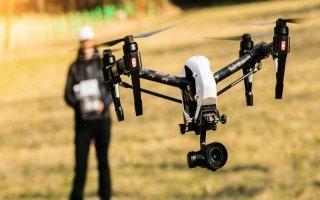 Les drones BTP à l'assaut du catalogue Point.P Matériaux de construction