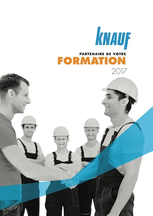 Catalogue Formations Knauf