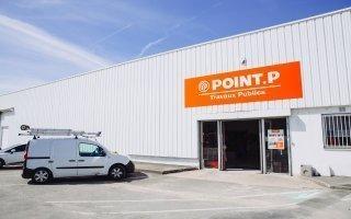 Pierre-Emmanuel Thiard réorganise la stratégie de Point.P Travaux publics - Batiweb