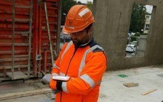Équipements connectés : un nouveau pas en faveur de la sécurité des intervenants sur terrain Batiweb