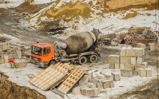 Matériaux de construction : une « tendance très encourageante » pour le premier trimestre