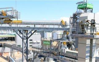 Golbey (88) : l'usine Pavatex France plus que jamais engagée dans une démarche écoresponsable  - Batiweb