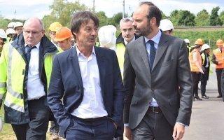 Nicolas Hulot engagé dans « le succès de la transition énergétique »  - Batiweb