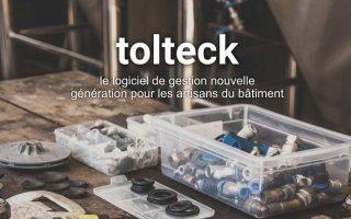 Tolteck lance un logiciel de gestion au service des artisans du BTP