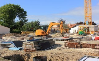Un premier trimestre positif pour les  matériels de construction et de manutention !