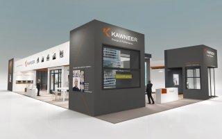 Kawneer fait le plein de nouveautés à l'occasion de Batimat! - Batiweb