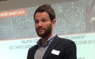 « La Smart Data, ce sont des usages à inventer », Clément Guillon