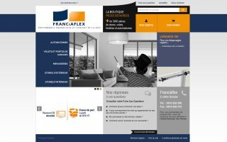 E-commerce : Franciaflex lance son site de vente de pièces détachées - Batiweb