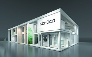 Batimat 2017 : Schüco déjà prêt pour construire l'habitat de demain - Batiweb