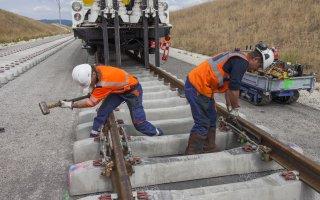 Pas de suspension d'activité pour la ligne ferroviaire Lyon-Turin Batiweb