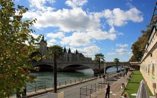 20 projets retenus pour « Réinventer la Seine »