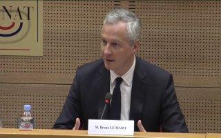 « Il nous faut mettre en œuvre la baisse des APL », Bruno Le Maire - Batiweb