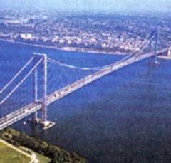 Verrazano, le majestueux colosse de New York - Batiweb