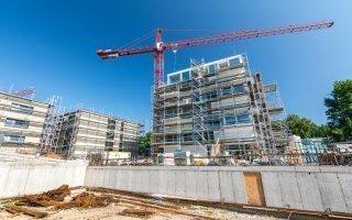 Construction : toujours plus de logements et de locaux !