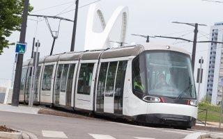 Des vitrages Saint-Gobain pour le premier tramway transfrontalier entre la France et l'Allemagne